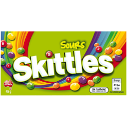 Skittles Sours Confectionery - 45g