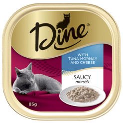 Dine Tuna Mornay & Cheese - 85g