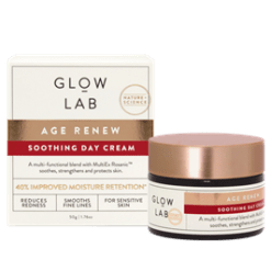 Glow Lab Age Renew Soothing Day Cream - 50g