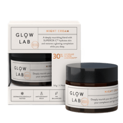 Glow Lab Night Cream - 50g