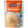 Uncle Ben's Brown Basmati Rice Microwave Rice Pouch - 250g