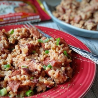 Vigo Authentic Red Beans and Rice Casserole