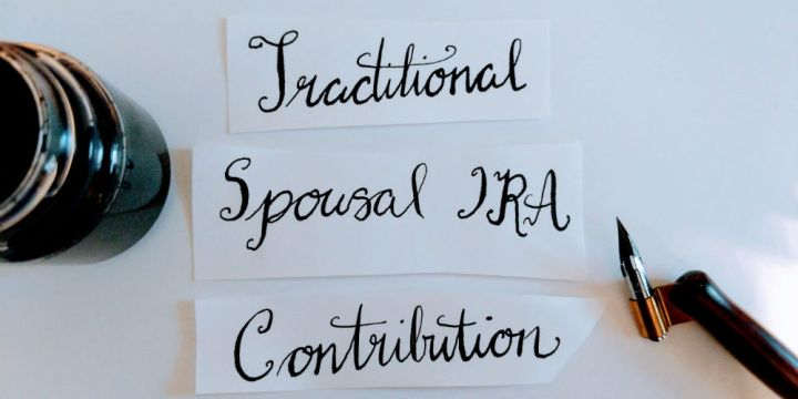 What is a Traditional Spousal IRA?
