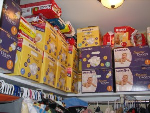 Cost of Diapers Over the Years – 2010,2011 and 2012