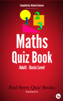 Easy Maths Quiz Book