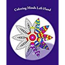 Coloring Minds Volume 1 Mandala Coloring Book LH