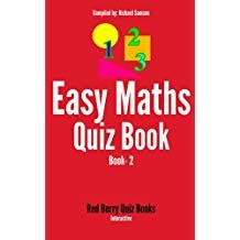 Easy Maths Quiz Book 2