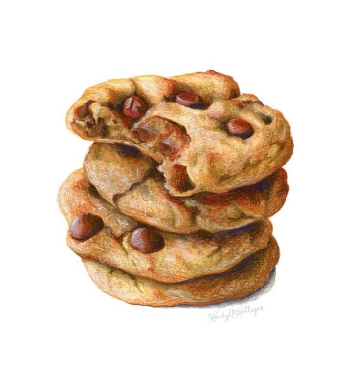Ricetta Cookies redbetter