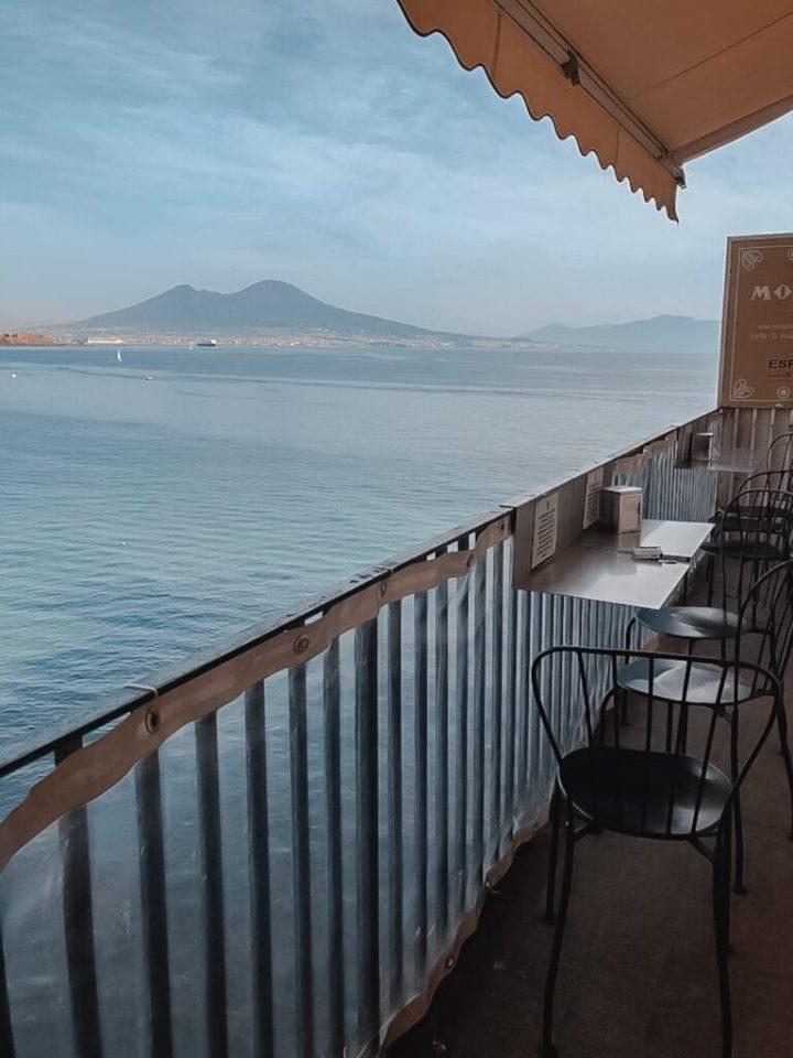 Bar Moccia Posillipo redbetter Napoli
