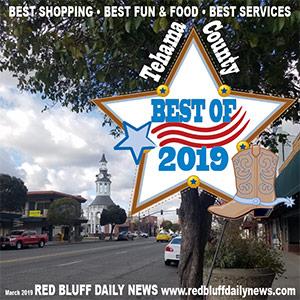 Tehama County Best of 2019 Winners