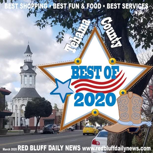 Best of Tehama County 2020