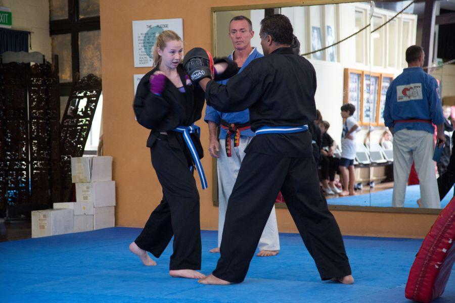 semi private martial arts training