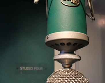 RedBox Recording Studio has a range of specialist mics