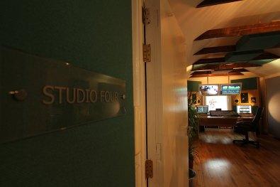 RedBox Recording Studios mastering suite Belfast