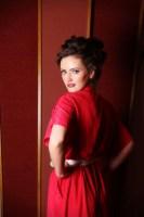 RedBox Recording Louise Smyth photoshoot