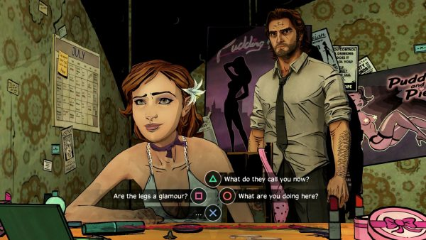 Telltale Games' The Wolf Among Us was one of its most popular properties