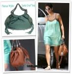"In Halle Berry's Closet - Thomas Wylde ""Santa Cruz"" bag"