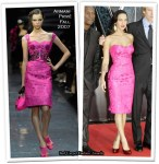 """Runway To """"Transformers: Revenge of the Fallen"""" Moscow Premiere - Megan Fox In Armani Privé"""