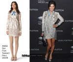 Jessica Szohr Channels Blair Waldorf