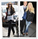 Who Wore Chloé Better? Lindsay Lohan or Heidi Montag