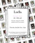 Luella Sample Sale