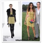 Runway To ACRIA Event - Sarah Jessica Parker In Temperley London