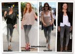 Who Wore Stella McCartney Better? Victoria Beckham, Lily Cole, Kate Walsh or Stella McCartney