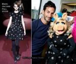 Miss Piggy Wears Marc Jacobs Fall 2009
