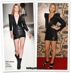 Runway To HBO's Post Emmy Party - Blake Lively In Balmain