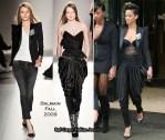 In Rihanna's Closet - Balmain, Gareth Pugh, Alexander Wang, Marc Jacobs & Stella McCartney