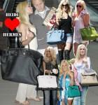 Heidi Montag Loves Hermes