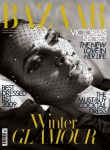 Victoria Beckham For Harper's Bazaar December 2009