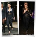 Who Wore Balmain Better? Rihanna or Alex Curran
