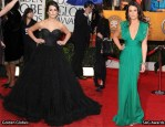 What Was Lea Michele's Best Red Carpet Awards Season Moment?