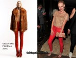 Valentino Cocktail Party - Kate Bosworth In Valentino