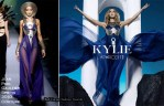 """Runway To """"Aphrodite"""" Album Cover - Kylie Minogue In Jean Paul Gaultier Couture"""