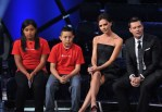 """American Idol's """"Idol Gives Back"""" – Victoria Beckham In Victoria Beckham Collection"""