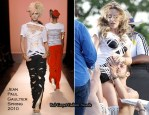 On The 'All The Lovers' Music Video Set With Kylie Minogue In Jean Paul Gaultier