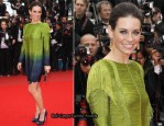"""2010 Cannes Film Festival: """"You Will Meet A Tall Dark Stranger"""" Premiere - Evangeline Lilly In Emilio Pucci"""