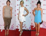 """More From """"A Night Of Fashion & Technology With LG Mobile Phones"""" Red Carpet"""