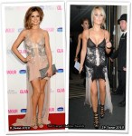 Who Wore Julien Macdonald Better? Cheryl Cole or Alex Curran