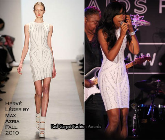 Kelly Rowland Performed On Stage With M A C Viva Glam