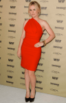 2010 Entertainment Weekly And Women In Film Pre-Emmy Party - Anna Paquin In Preen