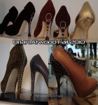 """Brian Atwood Fall 2010 – """"It's All About The Heel"""""""