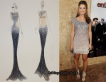 Maria Menounos To Wear Custom Ralph & Russo Couture Gown To The 62nd Primetime Emmy Awards
