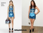 Fashion's Night Out: The Show - Leighton Meester In Versus