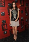 """RED"" New York Screening – Mary Louise Parker In Saloni"