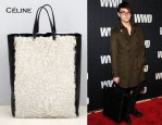 In Christian Siriano's Closet - Celine Cabas Tote