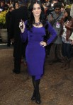 Katy Perry In Zac Posen – Purr by Katy Perry for Nordstrom Pop-Up NYC Event