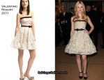 Elle Fanning In Valentino – Academy Of Motion Picture Arts And Sciences' 2nd Annual Governors Awards